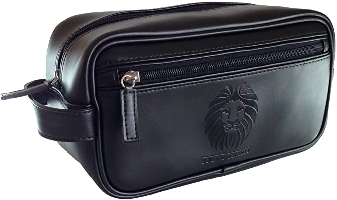 Mens Toiletry Bag Personalized Groomsmen Accessories Personalized Leather  Dopp Kit Gifts With