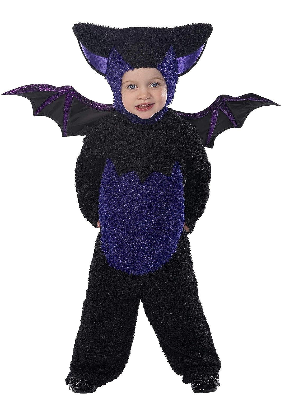 Smiffys Smiffys-32935T1 Disfraz de murciélago, con Traje Entero ...