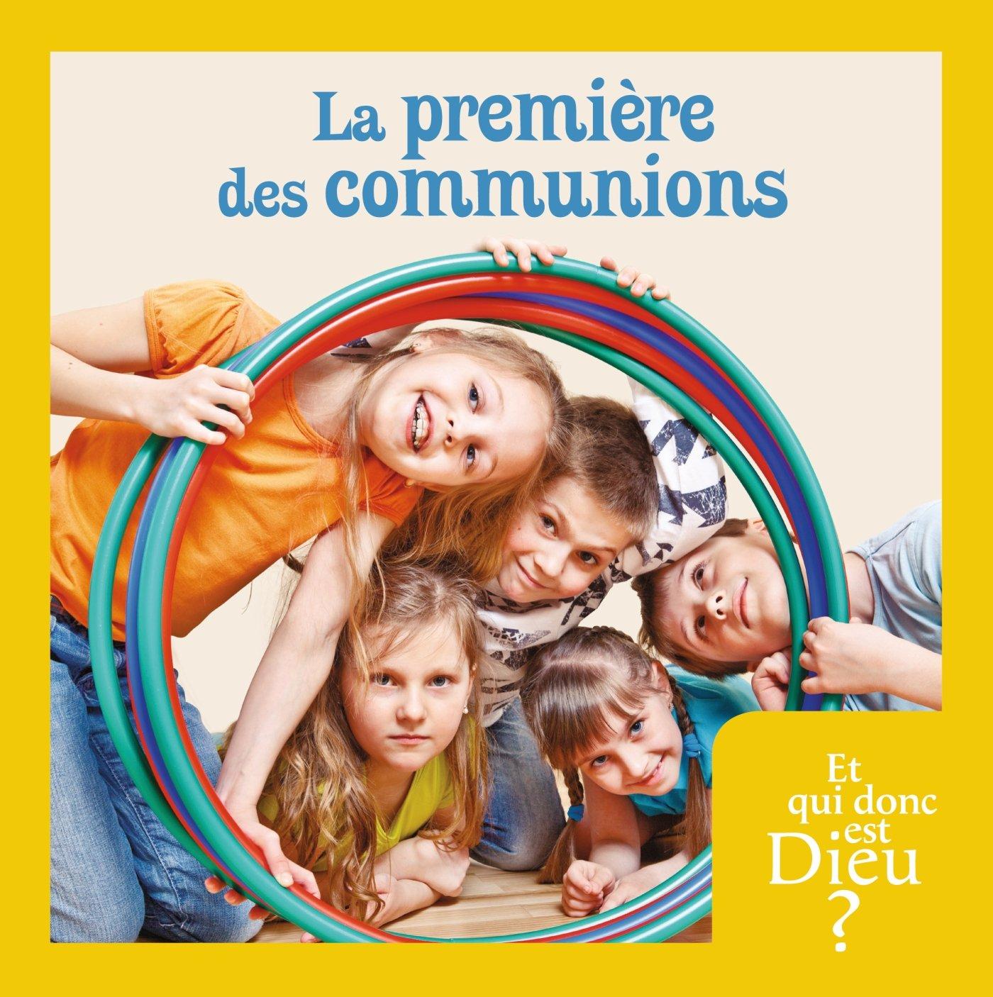 Module 13 - ENFANT - La première des communions: Préparation aux sacrements Broché – 29 mai 2015 Collectif Claire Peron Bayard CRER 2747058034