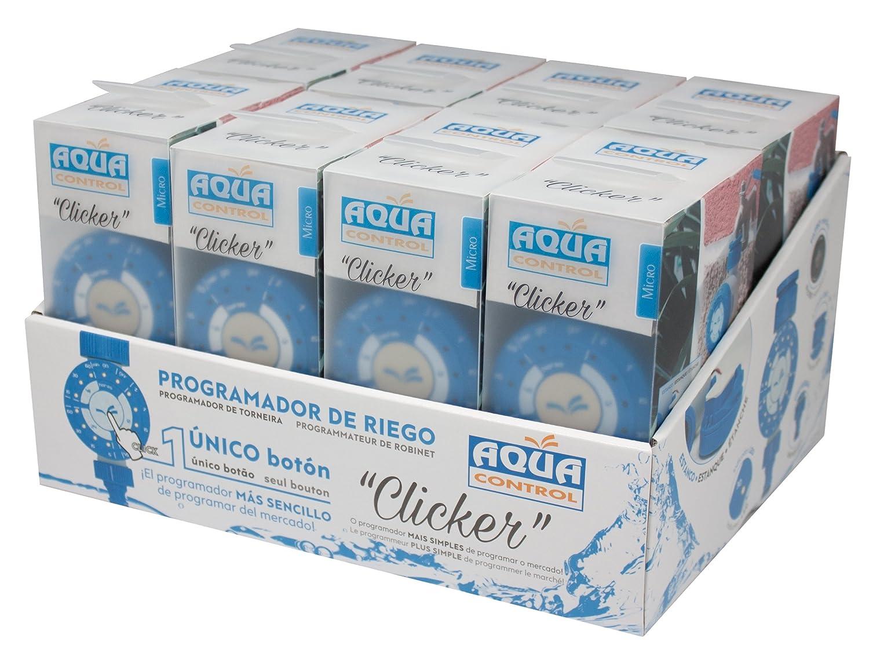 /Programmatore Aqua Aqua Control C4200/ Bianco Blu Colore