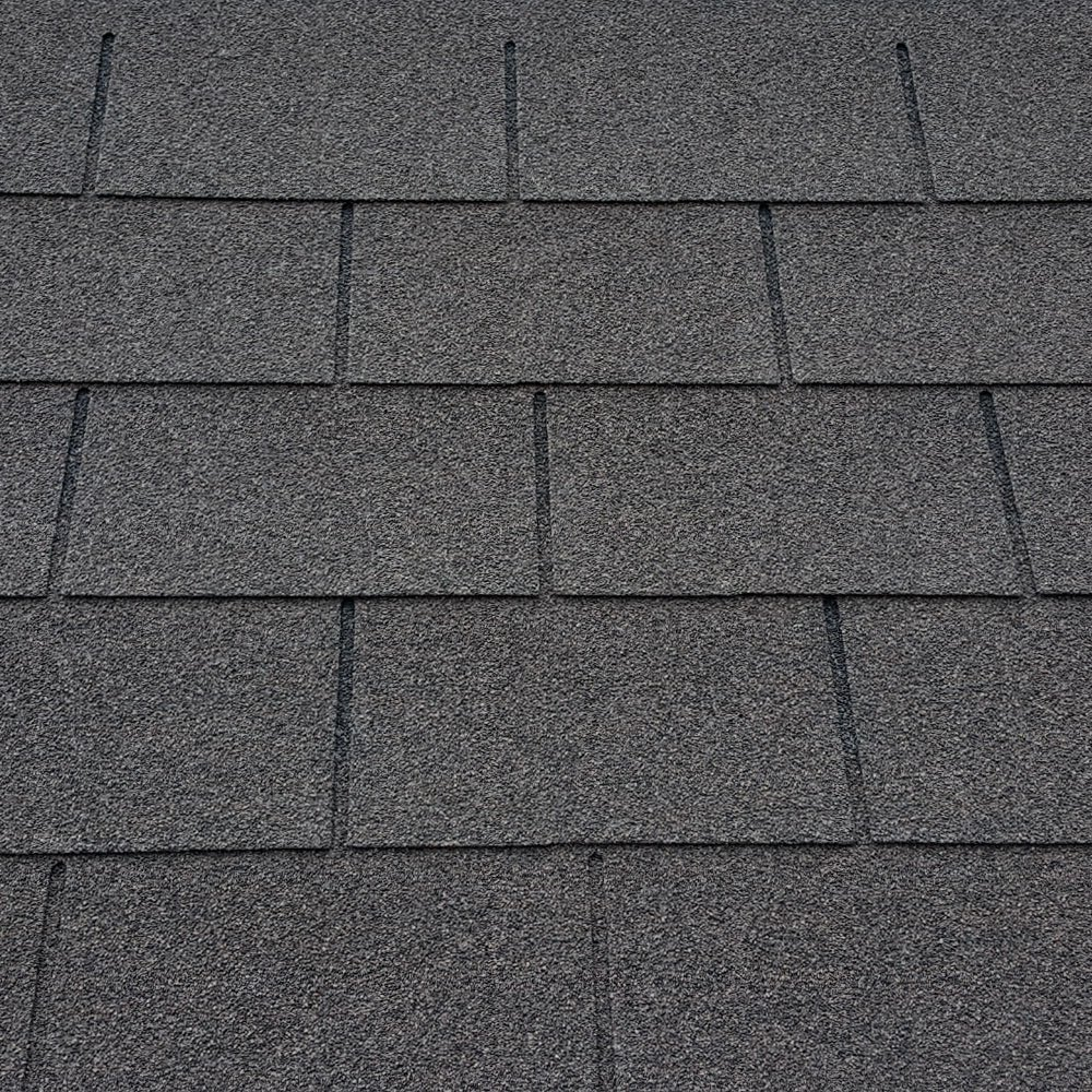 Roofing Felt Shingles | Shed Roof Felt | Square Butt | 4 Tab Brown Asbrook Roofing