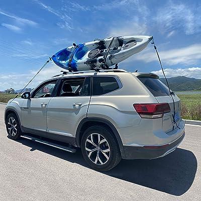 https www ubuy co id en product 1pccxm94 codinter kayak roof rack aluminum kayak canoe carrier j style folding roof holder for suv car top mo