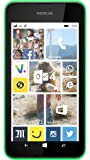 "Nokia Lumia 530 DS - Smartphone libre Windows Phone (pantalla 4"", cámara 5 Mp, 4 GB, Quad-Core 1.2 GHz, 512 MB RAM), verde (importado)"