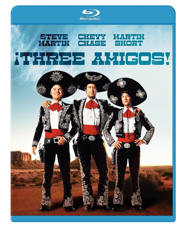 ¡Three Amigos! [Blu-ray]