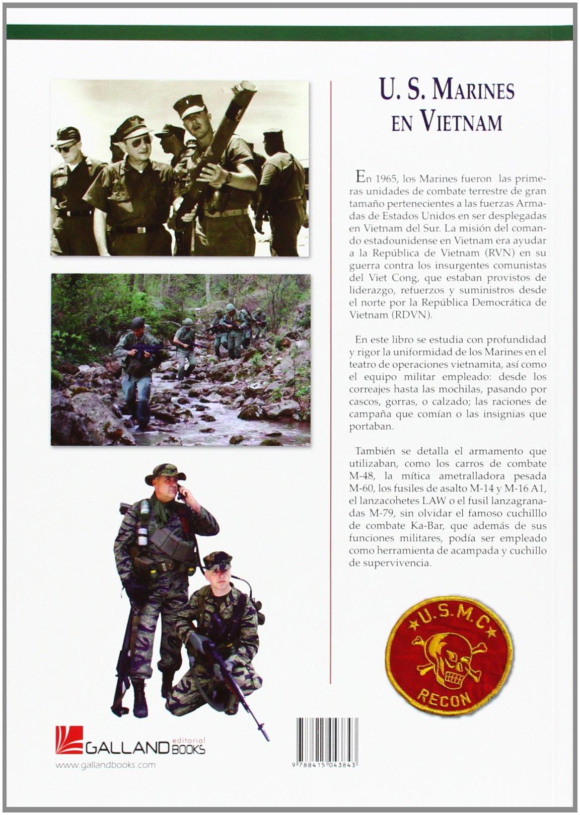 Los marines en la guerra de Vietnam: Martí Demiquels: 9788415043843: Amazon.com: Books