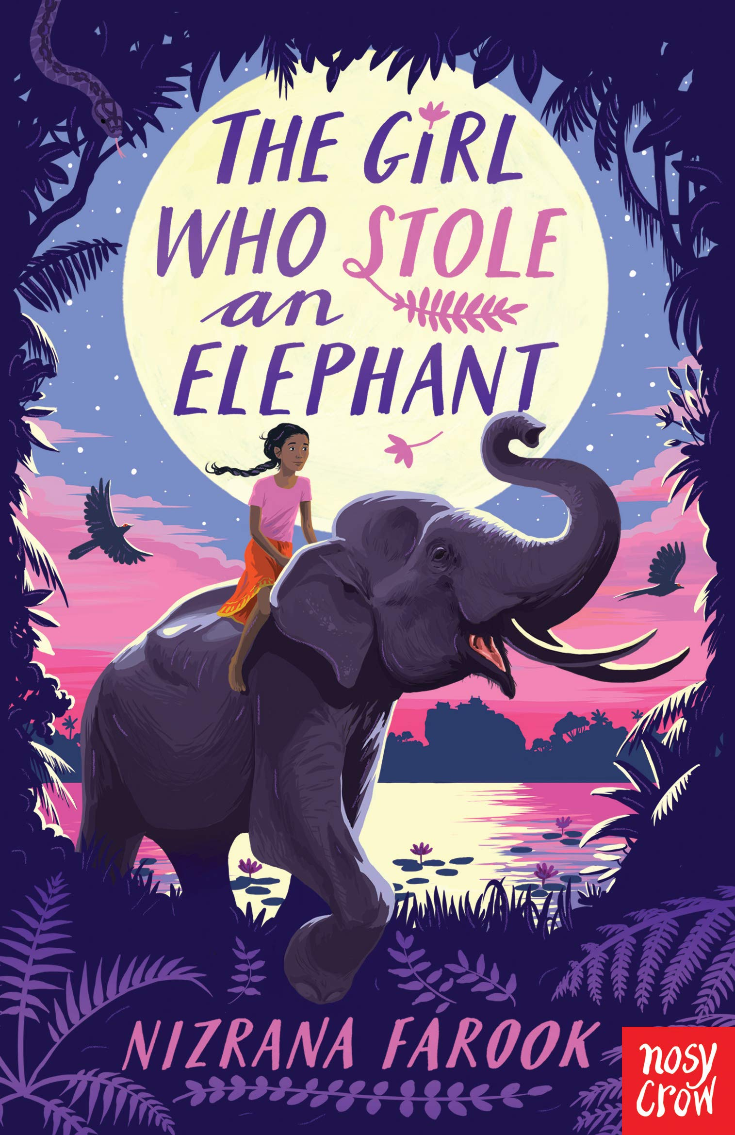 The Girl Who Stole an Elephant: Amazon.co.uk: Nizrana Farook ...