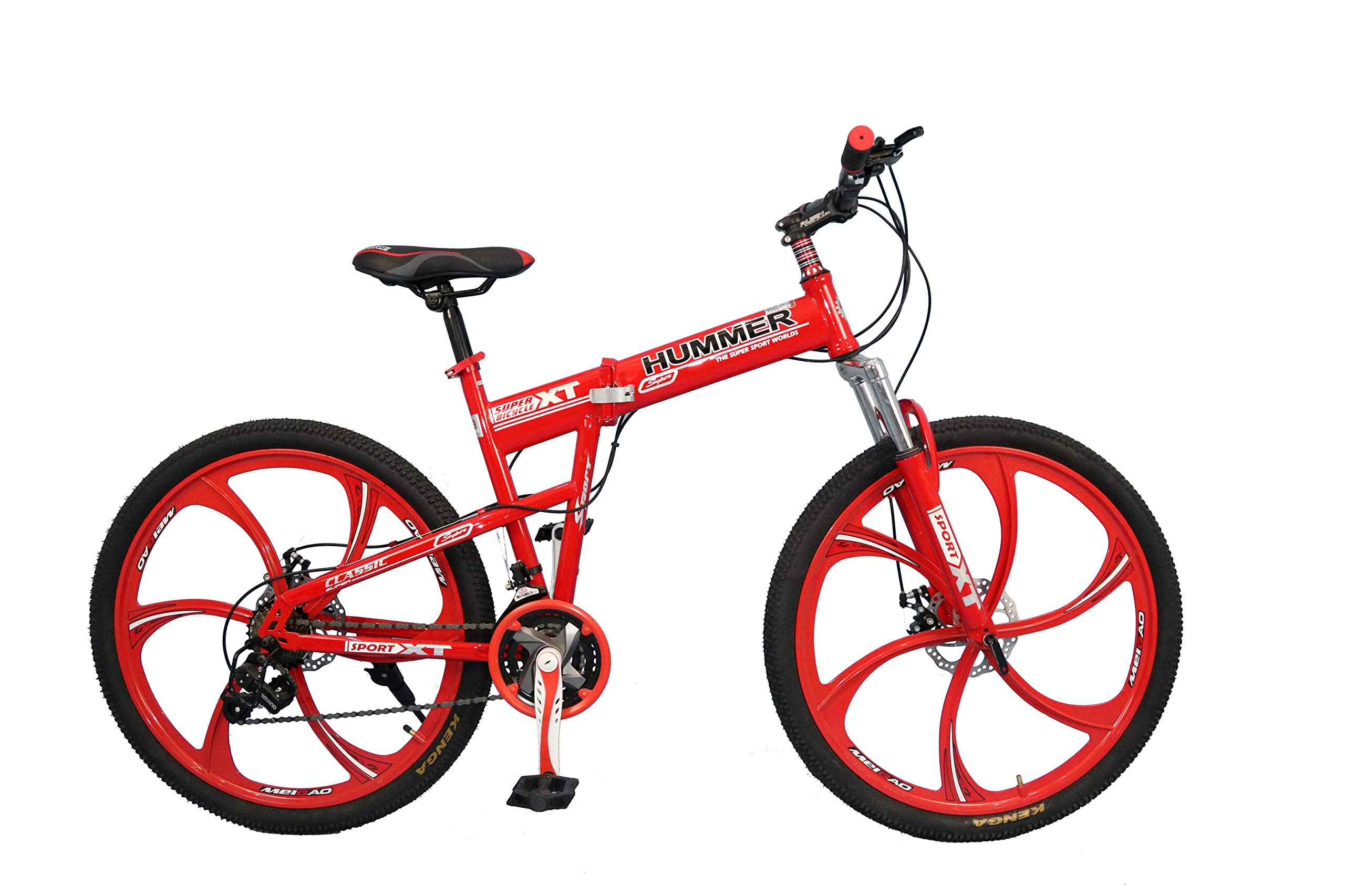Hummer Mountain Bike 12 inch 12 Speed Foldable Bicycle Price ...   hummer folding bikes