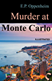 Murder at Monte Carlo (Illustrated) (Mystery Book 1)