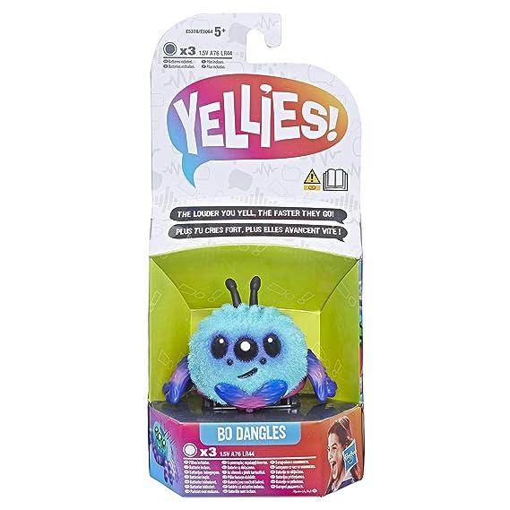 Elektrisches Spielzeug Yellies Hasbro E5064EU4 Spinnen Spinne interaktiv schreien klatschen Geräusche