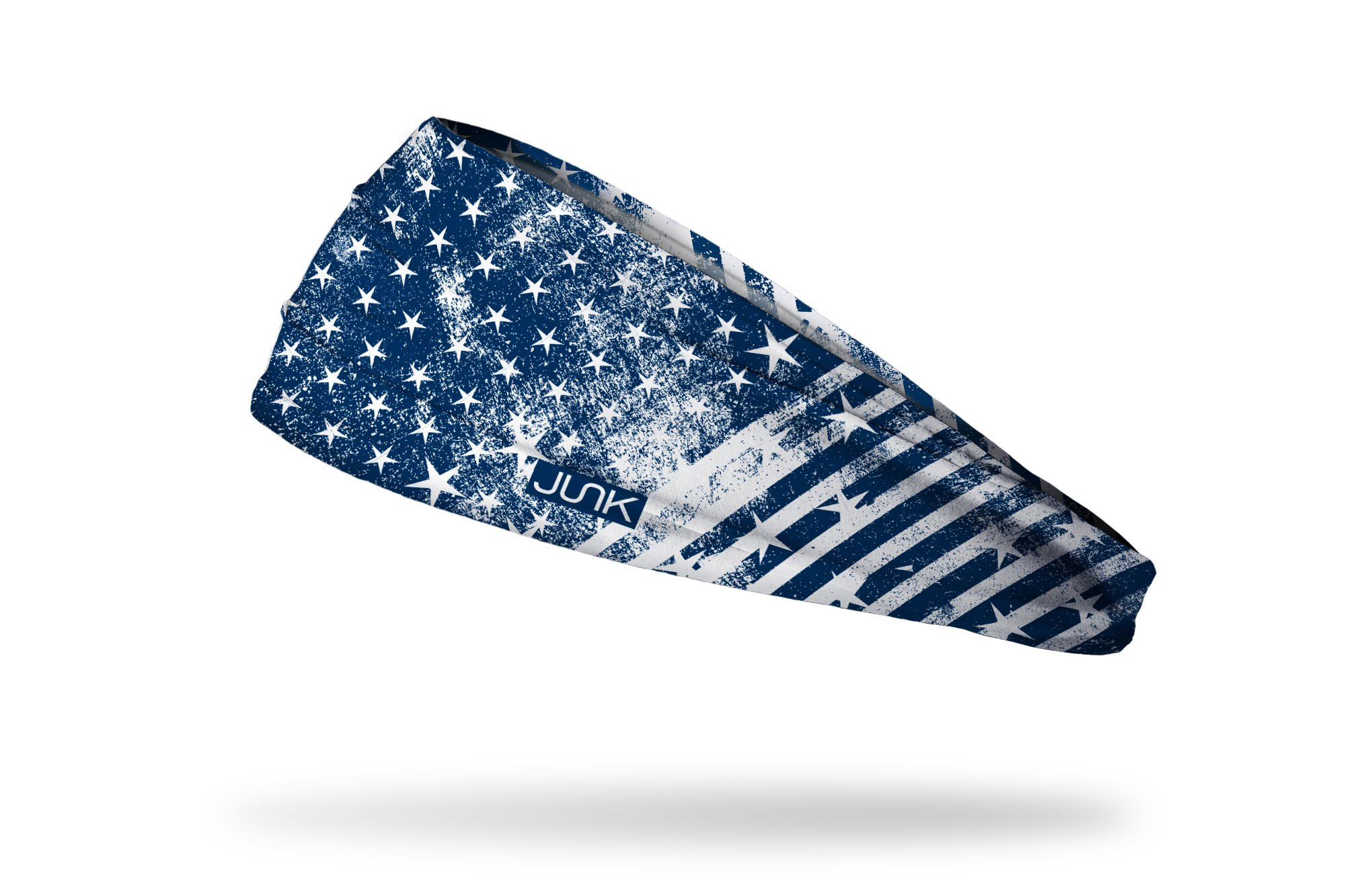 JUNK Brands Old Republic Big Bang Lite Headband, Blue/White, One Size by JUNK Brands (Image #1)
