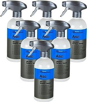 Koch Chemie 6x Asc Allround Surface Cleaner Spezial Oberflächenreiniger 500 Ml Auto