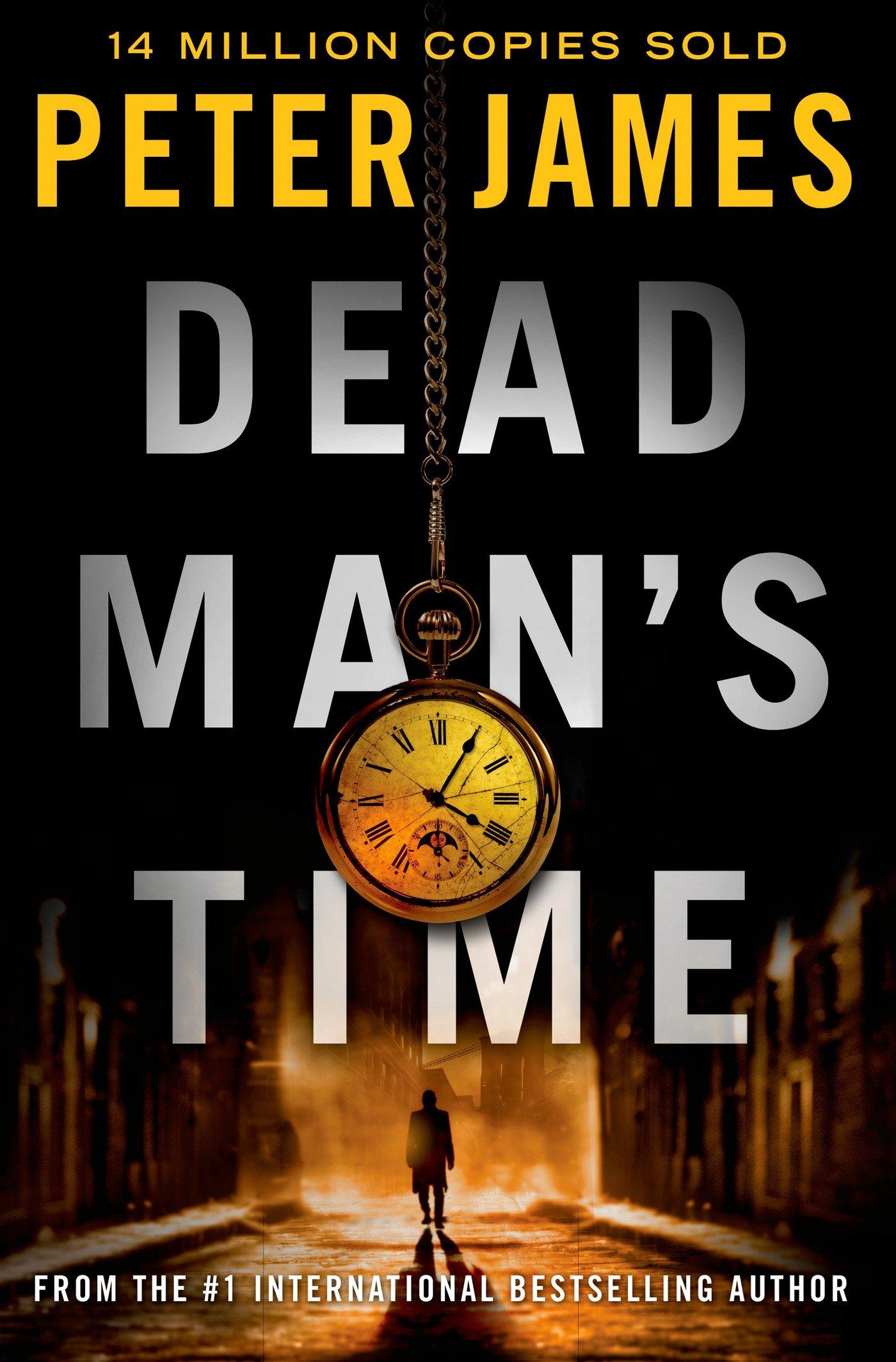 Read Online Dead Man's Time (Detective Superintendent Roy Grace) pdf
