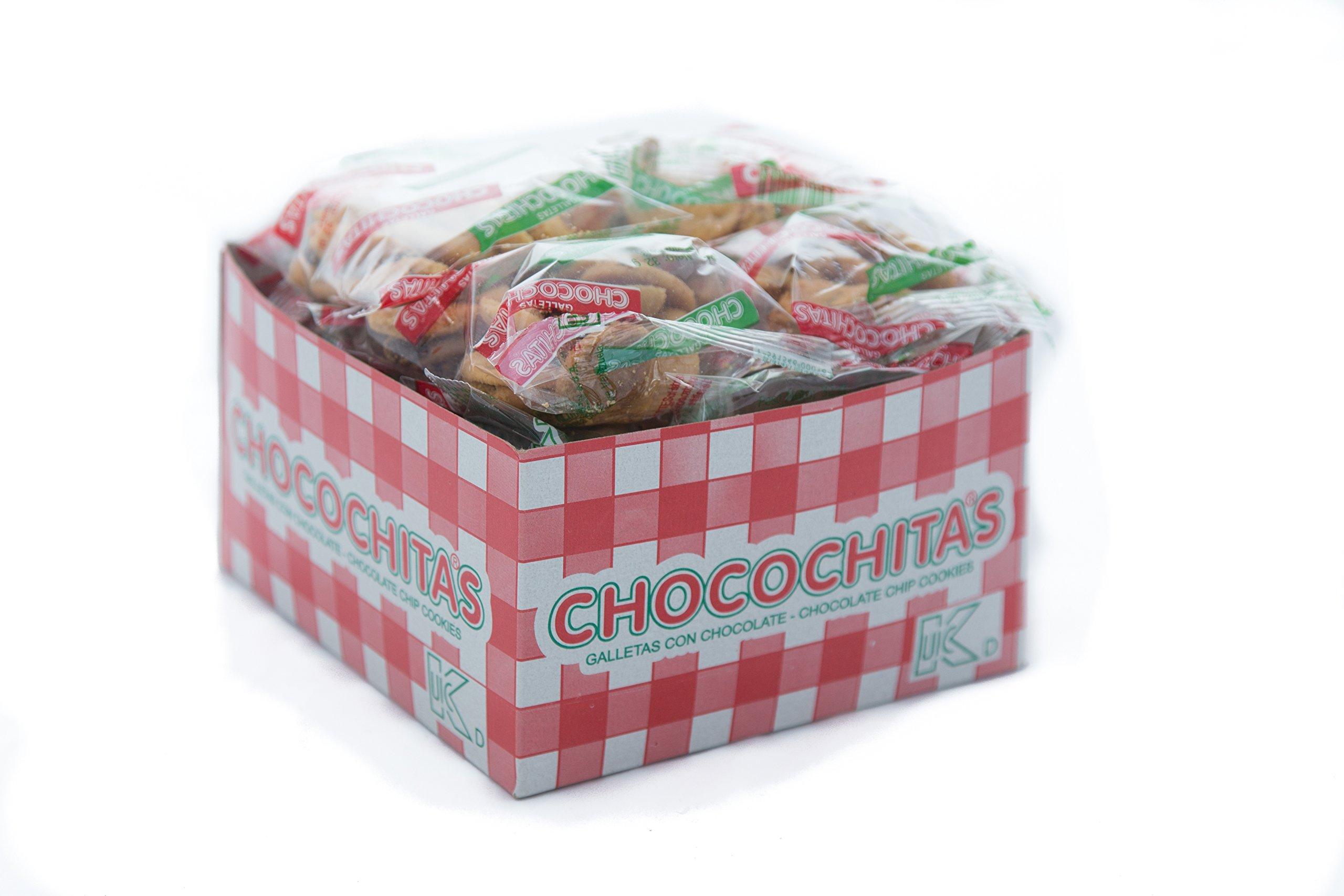 Chocochitas, the Best Venezuelan Chocolate Chip Cookies by Psycarts