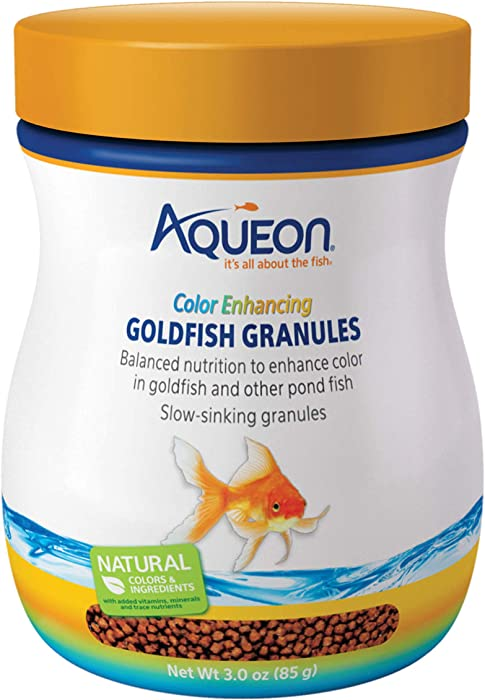Top 10 Omega Goldfish Food