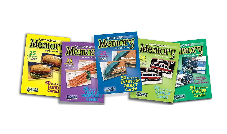 【格安SALEスタート】 Pets Photographic Memory 5個セット Matching B0749NYTLB Memory ベーシックメモリーゲーム Pets 5個セット, 手芸倶楽部:efe839d8 --- mrplusfm.net