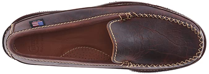 Amazon.com | Chippewa Mens American Bison Slip On Penny Loafer | Loafers & Slip-Ons