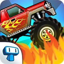 Monster Truck: Climb Racing