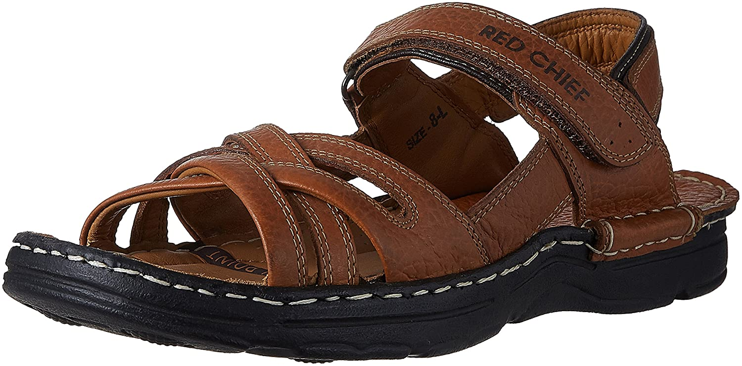 Red Chief highly rated men's sandals under 3000 rupees