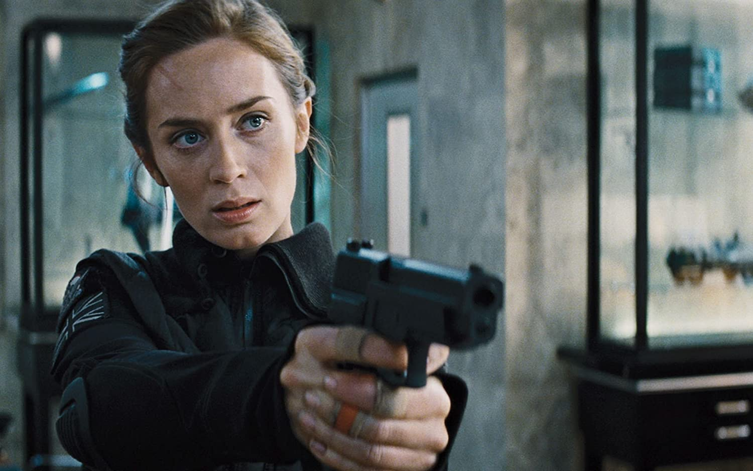 Posterhouzz Movie Edge Of Tomorrow Emily Blunt Hd Wallpaper