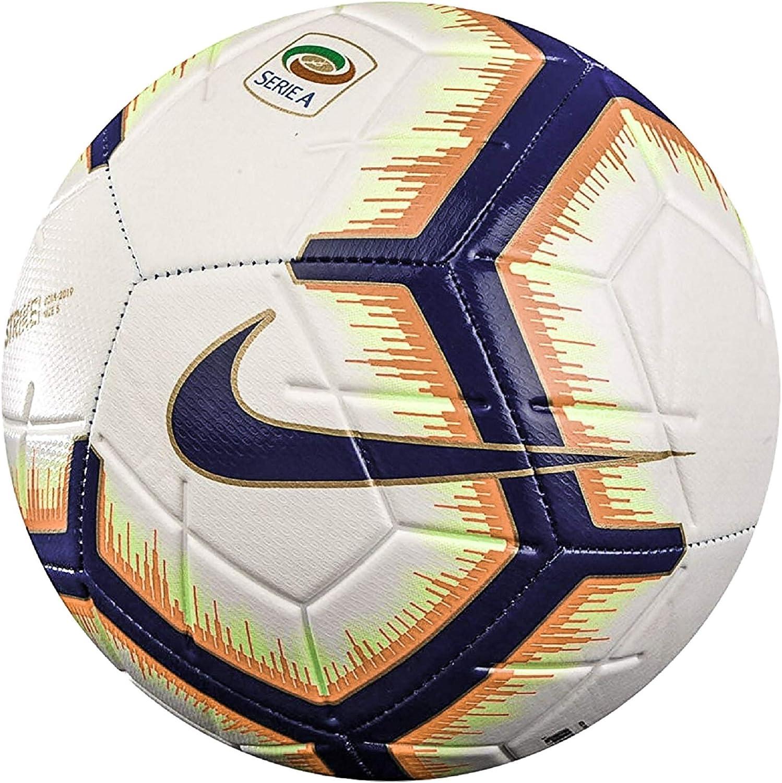 Nike Series A 2018 2019 Strike Football Liga Italiana Blanco Talla ...