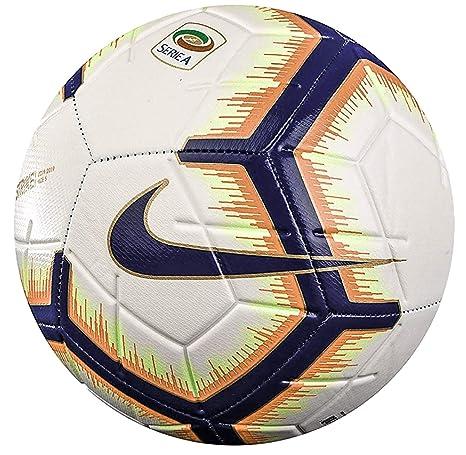 Nike Series A 2018 2019 Strike Football Liga Italiana Blanco Niños ...