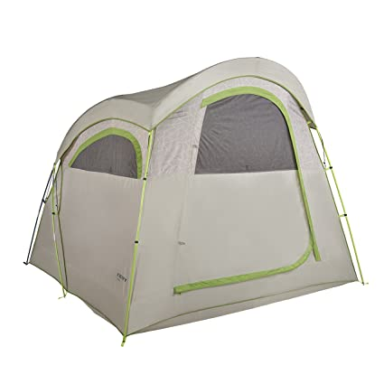 Kelty C& Cabin Tent (4 Person) Grey  sc 1 st  Amazon.com & Amazon.com : Kelty Camp Cabin Tent (4 Person) Grey : Sports u0026 Outdoors