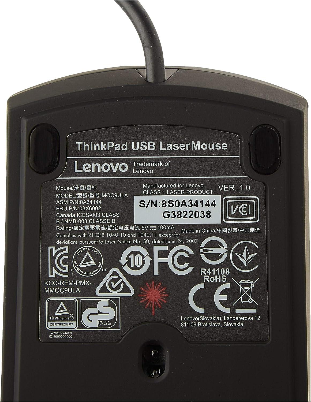 Lenovo Thinkpad 57y4635 Laser Maus Usb 2 0 Computer Zubehör