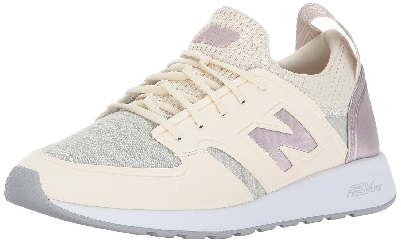 New Balance WRL420-SD-B Sneaker Damen Beige (Beige/Grau/Lila Beige/Grau/Lila)