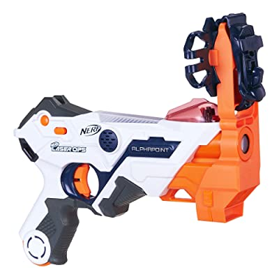 Nerf Laser Ops Pro AlphaPoint: Toys & Games