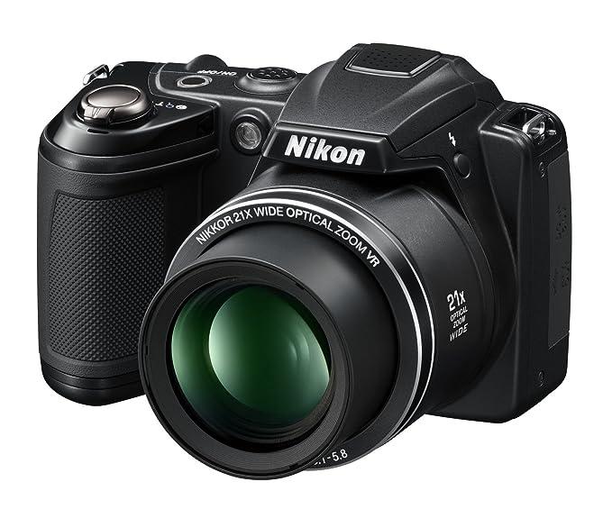 Review Nikon Coolpix L310 14.1MP