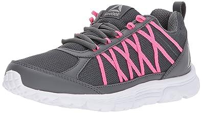 9024d3212fe Reebok Women s Speedlux 2.0 Sneaker Alloy Solar Pink White pe 6 ...