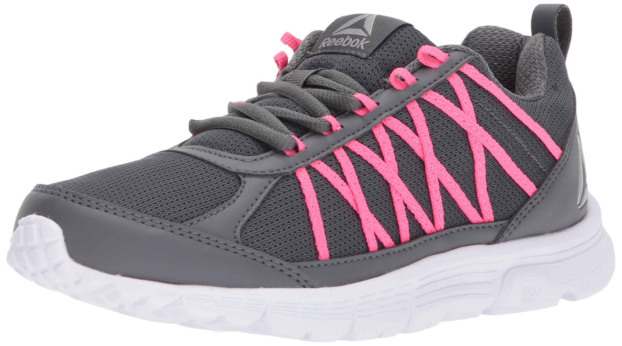 Reebok Women's Speedlux 2.0 Sneaker, Alloy/Solar Pink/White/Pe, 8 M US
