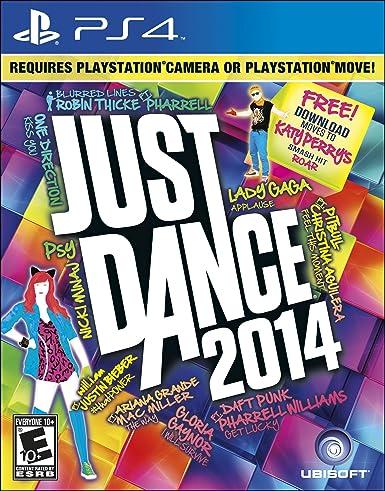 Ubisoft Just Dance 2014 - Juego (PlayStation 4, Dance, E10 + (Everyone 10 +)): Amazon.es: Videojuegos