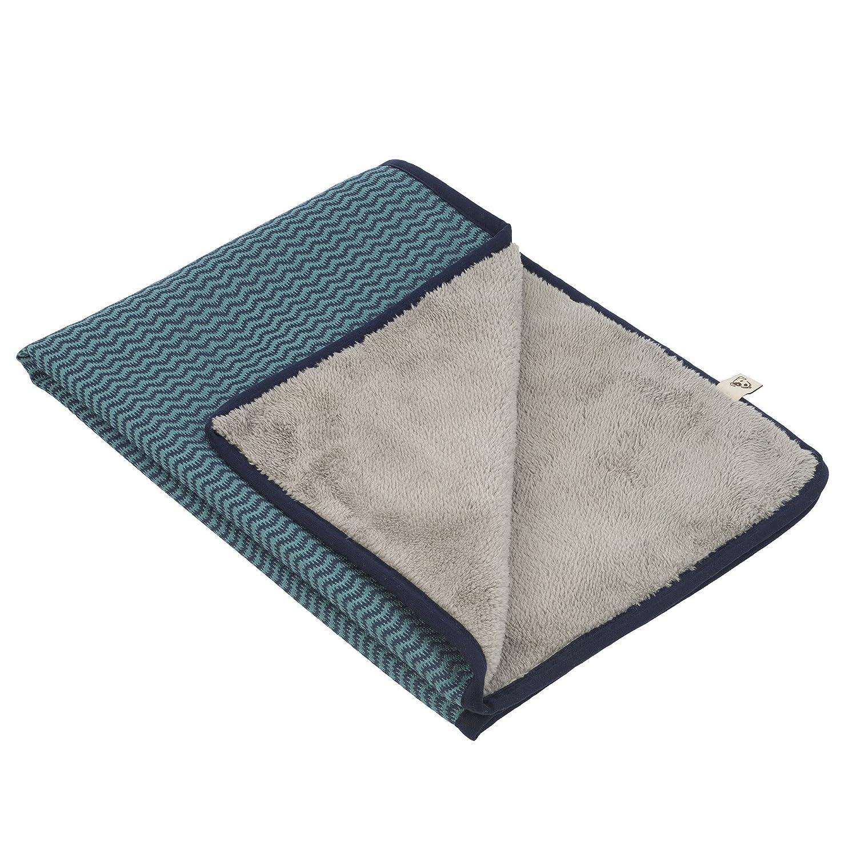 Large Jax and Bones Mod Wind Premium Pet Blanket, Large