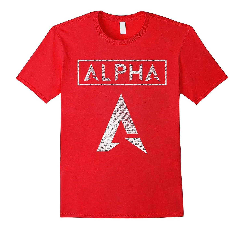 WAXD Apparel Relaxed ALPHA T-shirt-TH