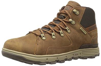 1fff330d12 Caterpillar Men s Stiction Hiker Hiking Boot Brown Sugar 7 ...
