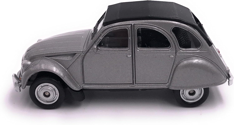 34-1 Welly CITRO/ËN DS 19 Convertible Mod/èle Auto Autoris/é Produit 1 39 Rouge Ferm/é