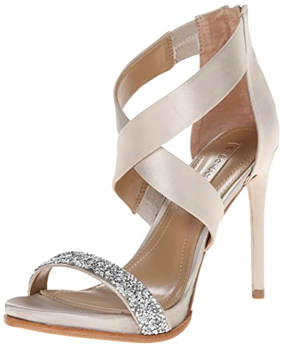 e9b09d8b4451 Amazon.com  BCBGMAXAZRIA Women s Elyse Dress Sandal