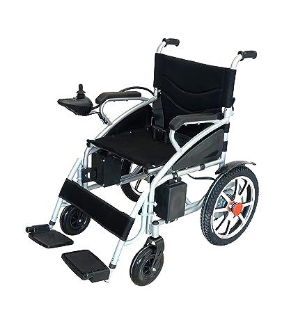 Amazon.com: Alton Medical Electric Wheelchair, Fold Folding Foldable Lightweight Power Wheel Chair, Heavy Duty Electric Power Motorized Wheelchairs, ...