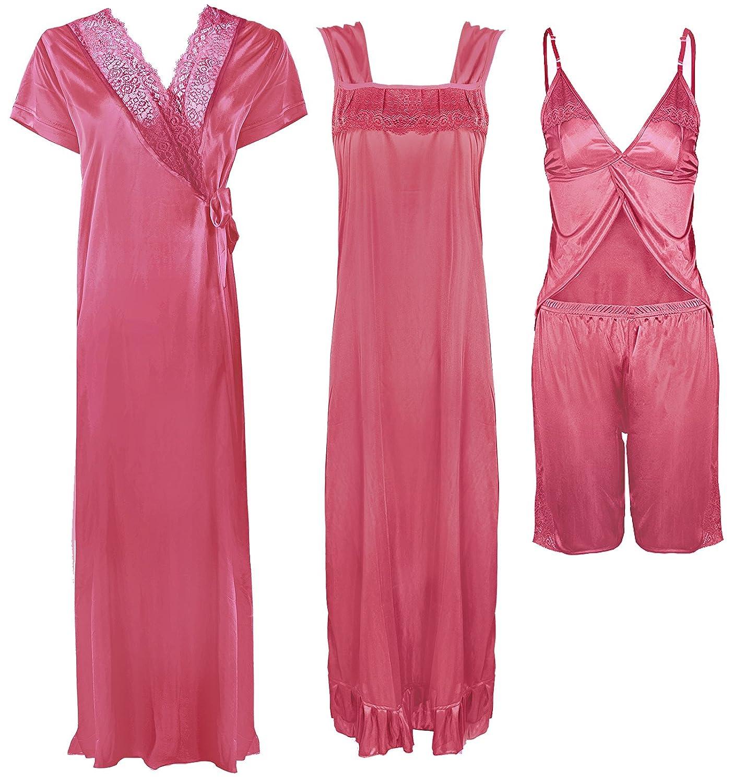 The Rosa Orange Tags - Corta Pijama - Manga Corta - - para mujer ...