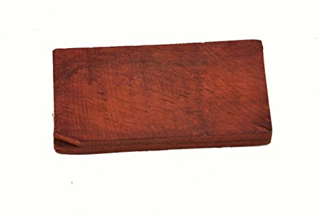 Original Red Sandalwood (Lal Chandan) Stick Superior Quality 1 Piece 45 - 50 Grams Puja Articles at amazon