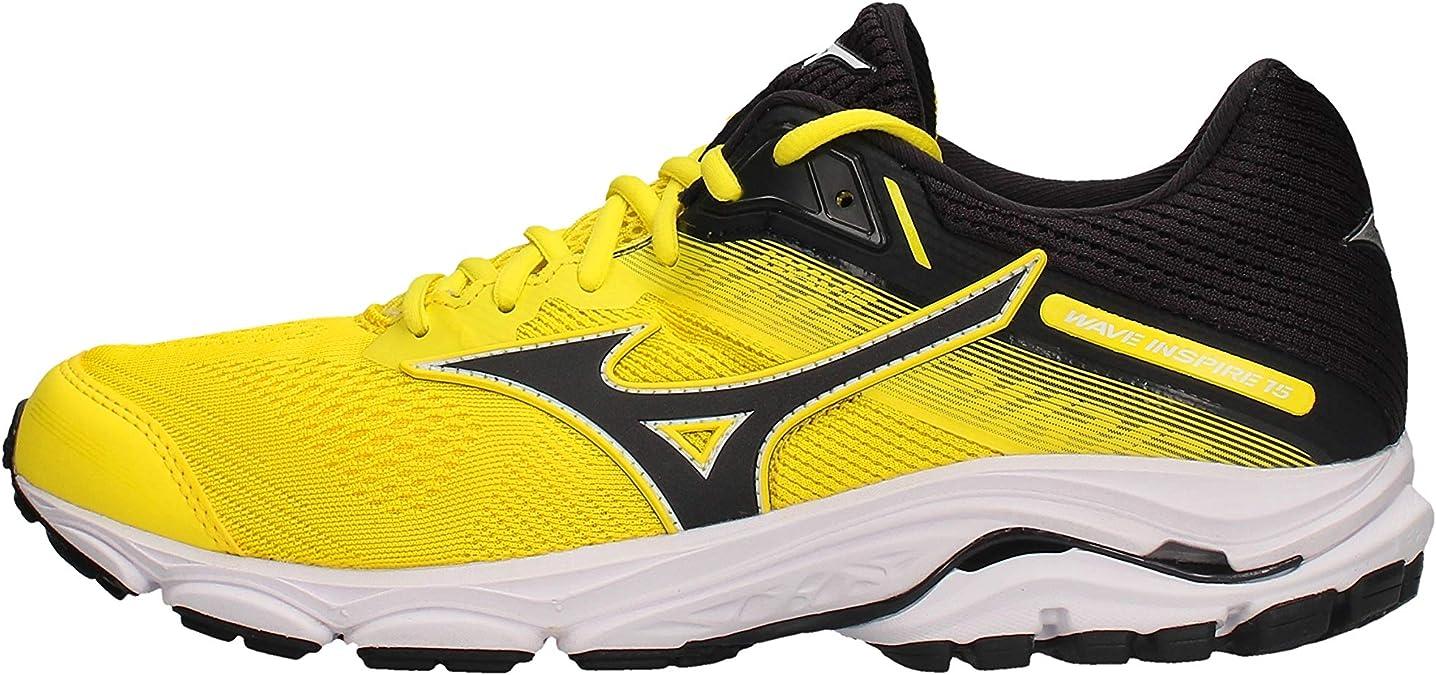 Mizuno Wave Inspire 15, Zapatillas de Running por Hombre: Amazon.es: Zapatos y complementos