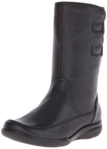 Womens Boots Clarks Kearns Flash Black