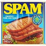 Spam Chopped Pork and Ham 340 g