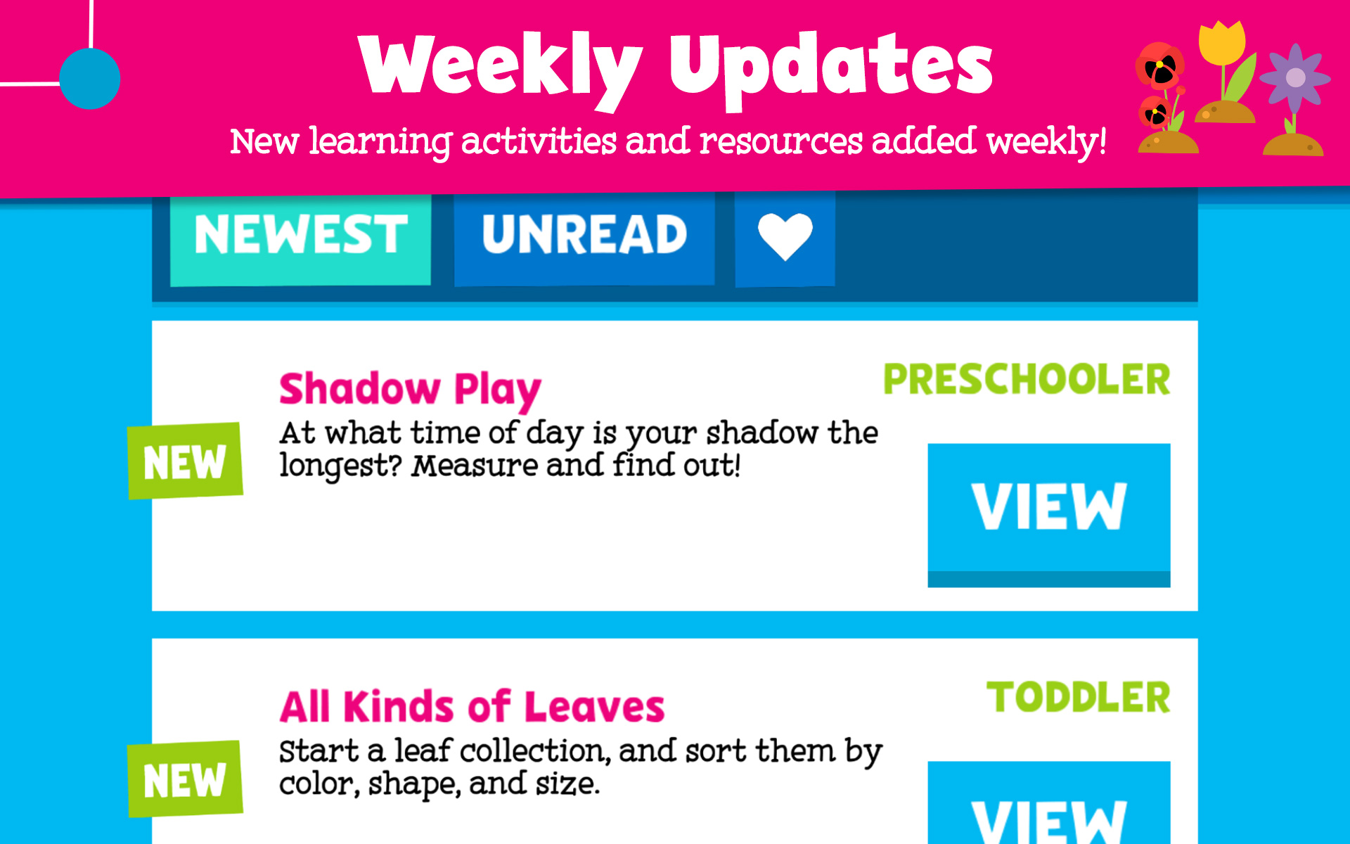 Amazon Pbs Parents Play Learn Appstore For Android