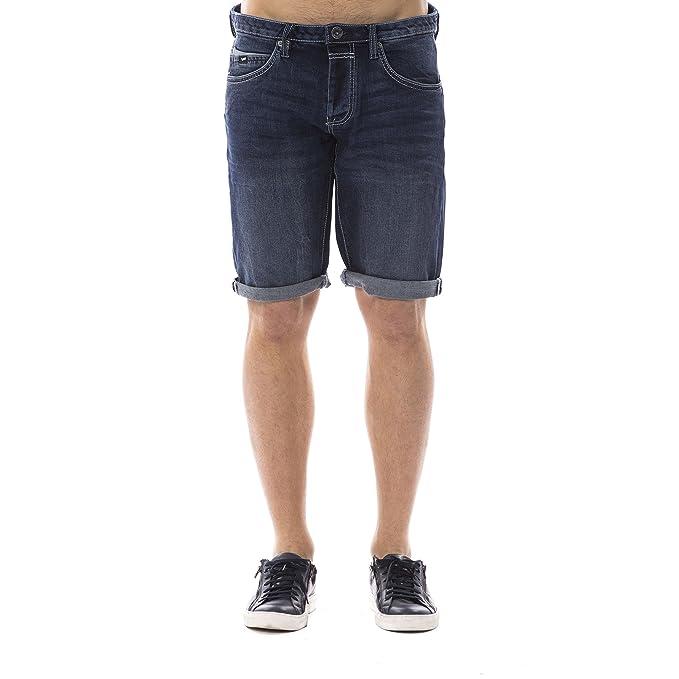 Gas Pantalones Cortos Vaqueros Hombre: Amazon.es: Ropa y ...