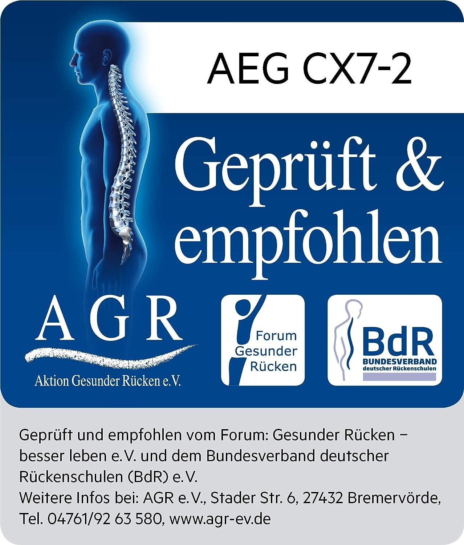 /de 2/30gm 2/en 1/Aspirateur /à main Iron Gris AEG CX7/