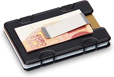 Classic Cash Holder Money Clip Credit Card Holder 3 Pack Stainless Steel Money Clip Blank Clips