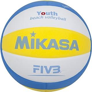 Mikasa Ballon sbv Youth Beach-Volley-Bleu/Blanc/Jaune, 5, 1629