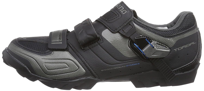 Shimano ESHM089G430LE - Zapatillas de ciclismo MTB para adultos, color Negro, talla 43: Amazon.es: Deportes y aire libre